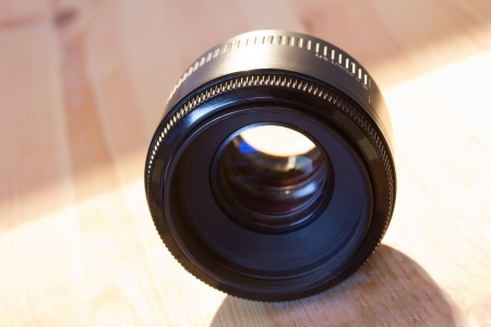 focal: fixed focal length Photography objectively