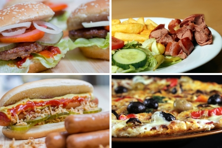 catering food: fast food picture collection