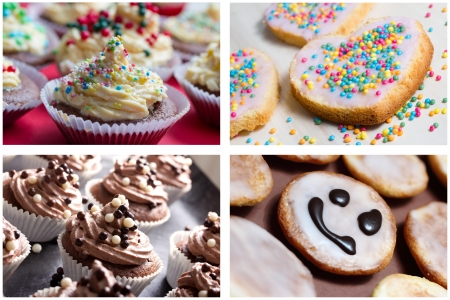 baking picture collection photo