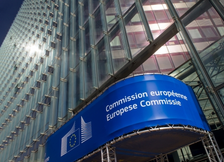 Europese Commissie Brussel Redactioneel