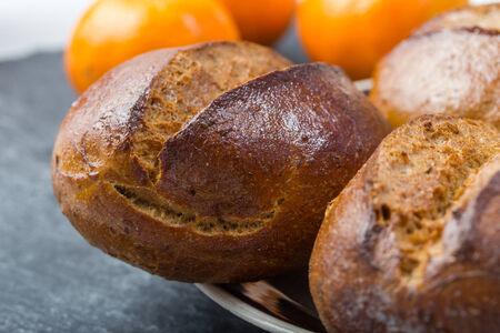 speciality: fresh black speciality bun