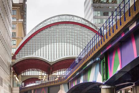 canary wharf: canary wharf london