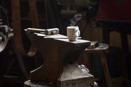 forger: forge by hand