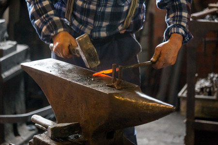 forge: forge by hand