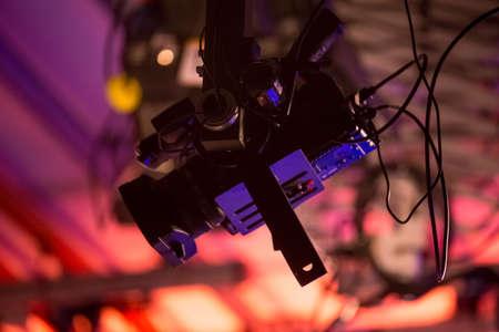 studio lighting: studio lighting Stock Photo