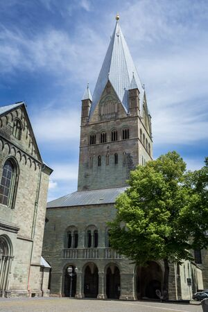soest: St.-Patrokli-Dom in soest germany Stock Photo