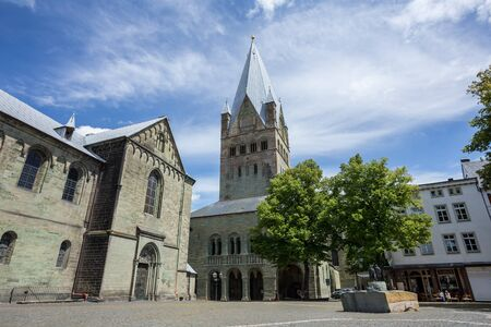 soest: St.-Patrokli-Dom in soest germany Editorial