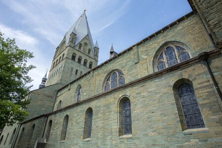 soest: St.-Patrokli-Dom in soest germany Stock Photo