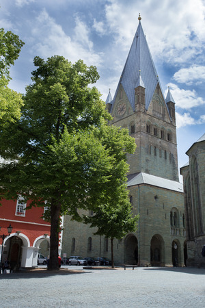 soest: St.-Patrokli-Dom in soest germany Editorial