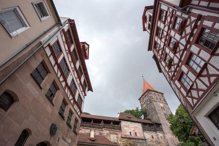albrecht: albrecht duerer place nuernberg Editorial
