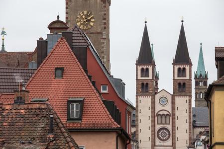 dom: Wuerzburger dom