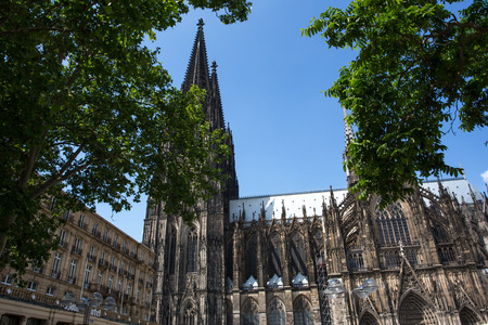 dom: Cologne dom