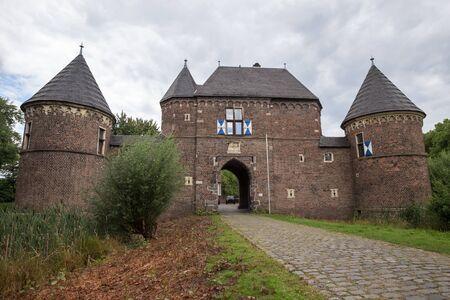 castle vondern germany