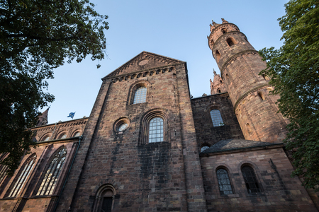 dom: the dom in worms germany