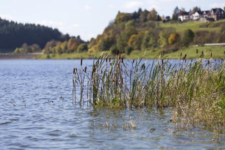 aartal 호수 댐 헤세 독일