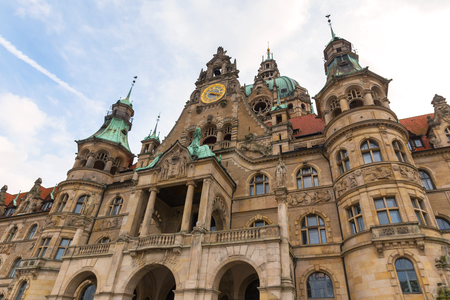new town hall hannover germany