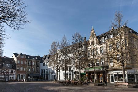 andernach historic town germany Stockfoto