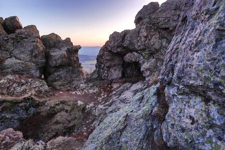 bruchhauser steine stones in germany
