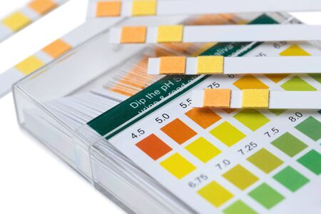 medical ph test strips