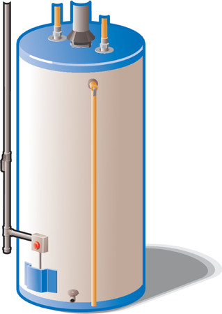 heater: Gas Water Heater