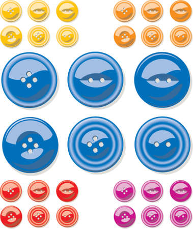 Clothes Buttons