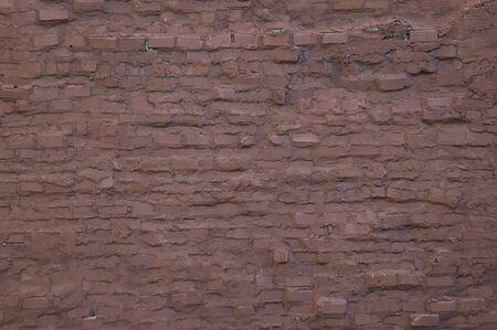 Red brick wall texture Stock fotó - 3625180