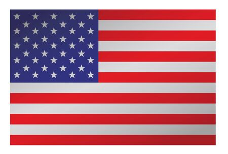 u  s  a: U. S. Flag