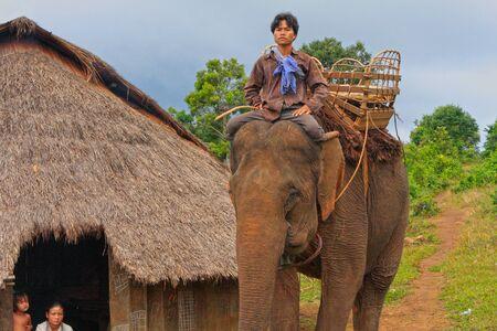 tradional: Khmer Cultural at Ratanakiri