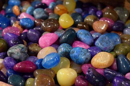Gemstone Pile Imagens