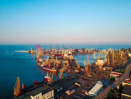 オデッサ海洋貿易港