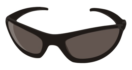 pair of spectacles Stock Vector - 13854392