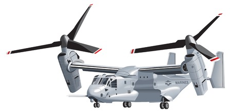vehicle combat: V-22 Osprey