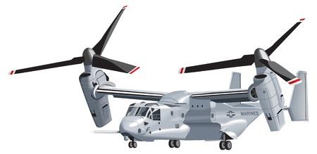 turboprop: V-22 Osprey