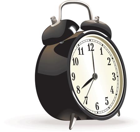 windup: Vector alarm clock