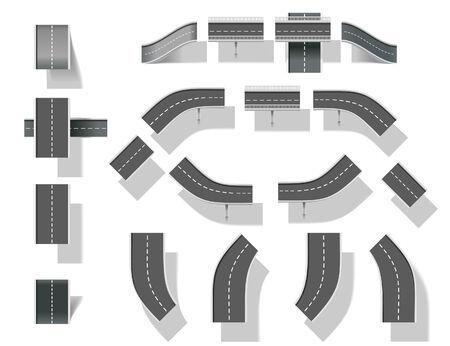 Create your map (DIY). Part 4. Bridges