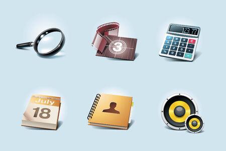 calculadora: iconos de la aplicaci�n