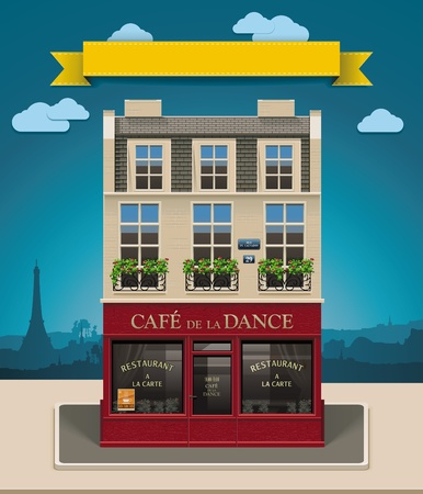 xxl icon: European cafe XXL icon