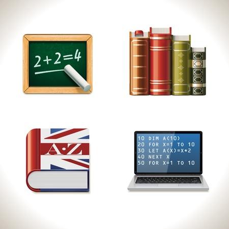 informatics: Vector school. Part 2 Illustration