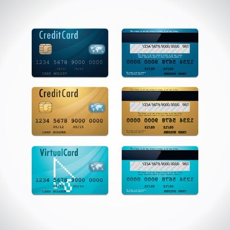 tarjeta: tarjetas de crédito