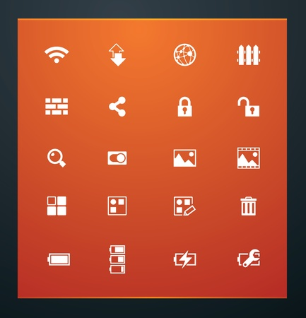 edit icon: Universal glyphs 15. Phone symbols 4
