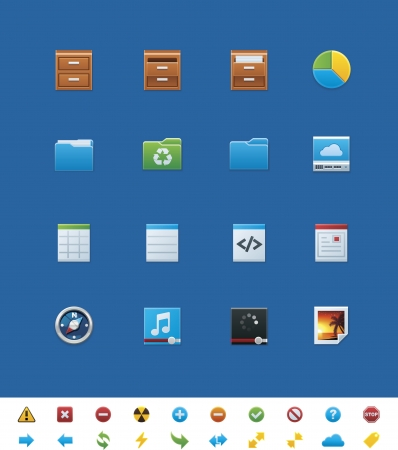 webmaster website: common website icons for webmasters