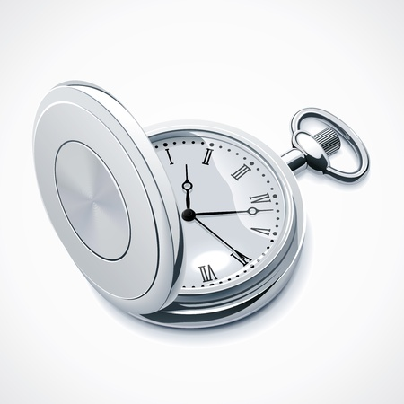 time icon: Pocket watch