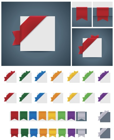 Vector ribbons Stock Vector - 21822236