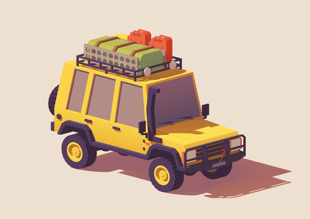 Toy car icon.
