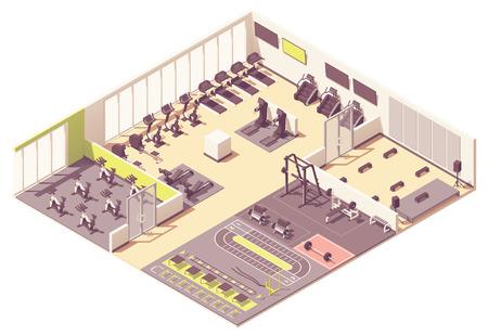 Vektor-Fitnessclub