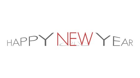 Say goodbye to the old year and welcome the new year. Download the graphics and make wishes for a happy new year. It's a good graphics for a banner, a website, an advertisement, a poster, a greeting card.