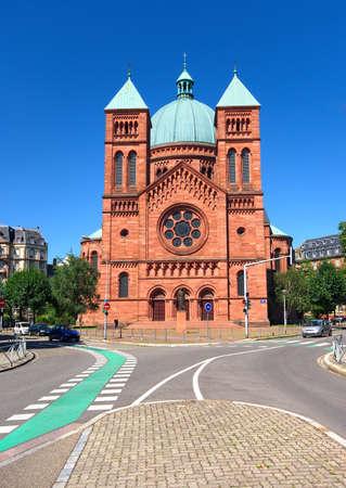 jeune: Eglise Catholique Saint Pierre Le Jeune � Strasbourg