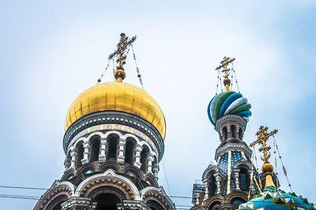st  petersburg: Saviour on Spilled Blood in St. Petersburg