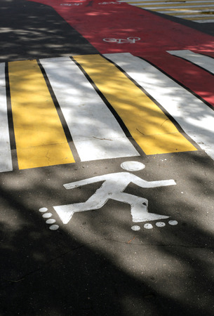 comply: Crosswalk for scooters