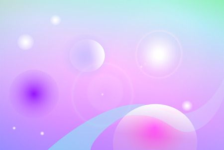 purple wallpaper: Abstract candy space cosmic background with stars, black hole and planets